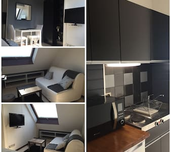 studio design - Chaumont - Apartemen