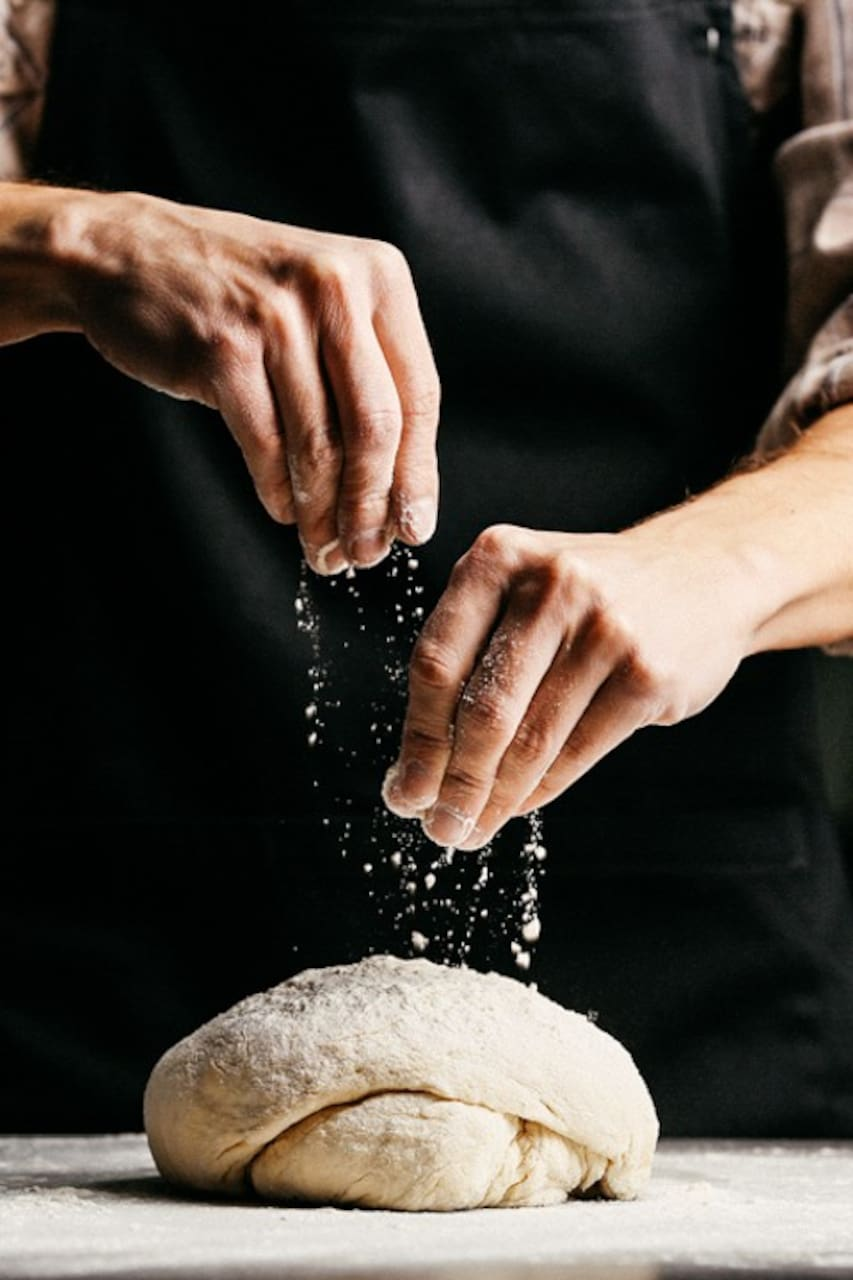 making french bread