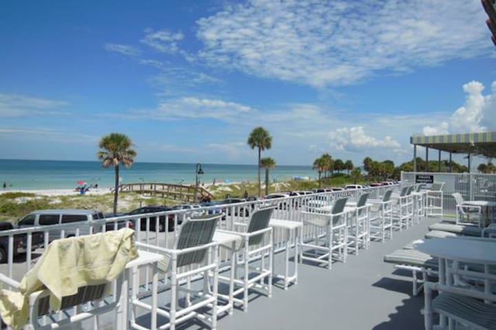 Beautiful Condo Unit in Pass A Grille Beach -Apt 1