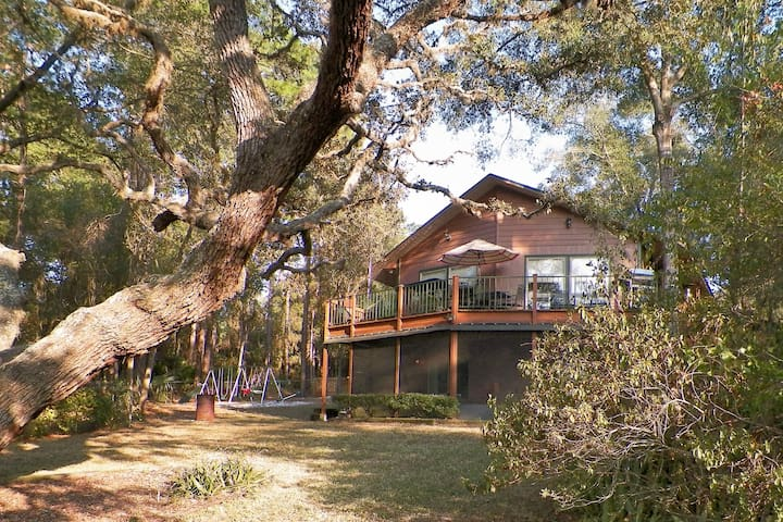 VERY BEARY CABIN on Crystal Lake - Ocklawaha - Cabaña