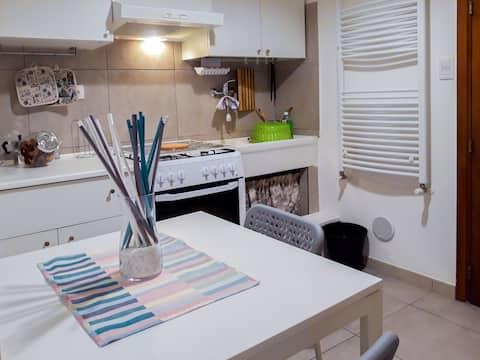 Piazzadarmi252 casa vacanze vicino Villa Igea