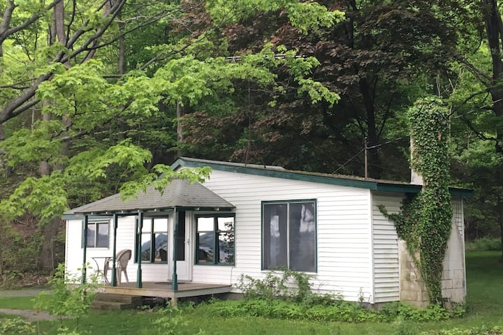 Butternut Cottage  - Atwater on Cayuga East Shore