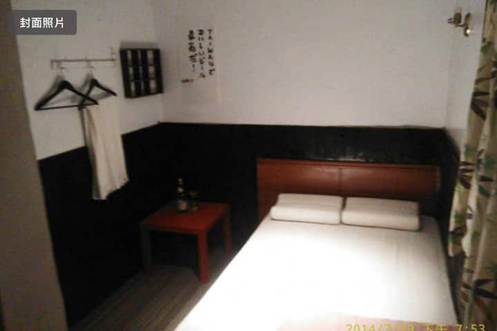Old style Taiwanese room in Ximen