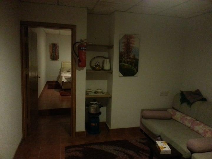 شقة صغيرة لشخصين  - منتجع الصعب 2 APARTMENT