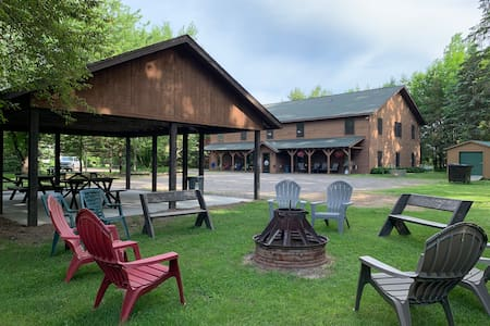 Mille Lacs Lodge - A place in the woods.