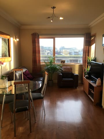 Modern one apartment in the heart of Dublin city!