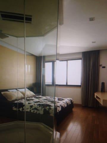 Warm and elegant Liangju - Shihezi - Apartament