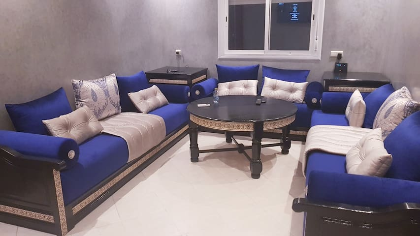 2 chambres salon Hay Mohammadi Avenue Youssoufia
