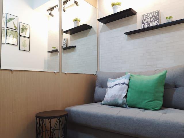 Affordable Fully Furnished Studio Unit near BGC