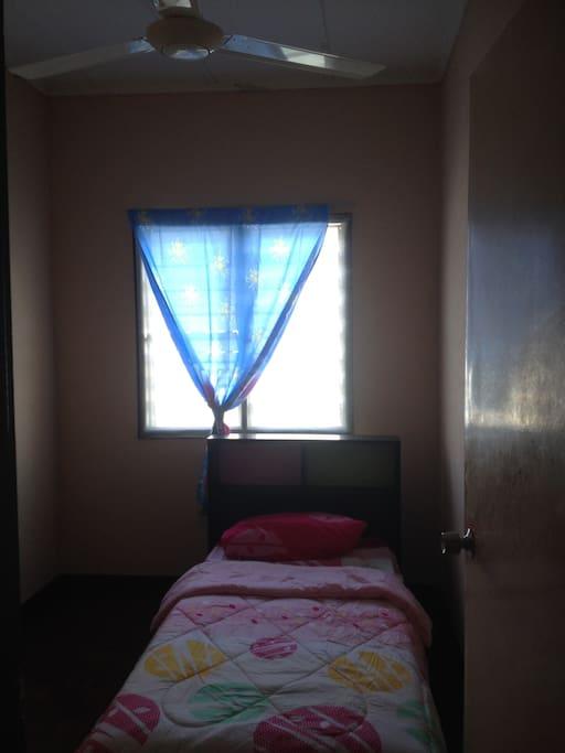 Room 1 - Single