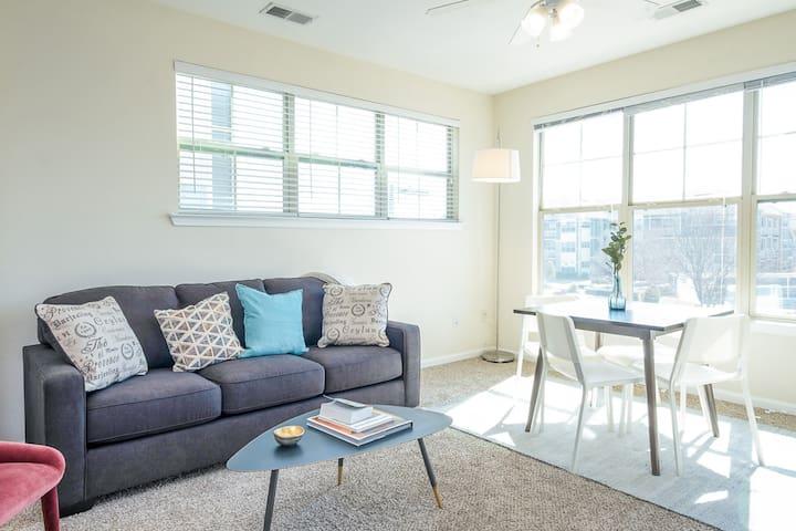 Kasa Charlotte Mallard Creek Apartments | One Bedroom