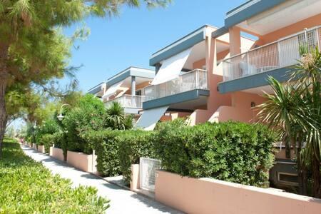 Affittasi appartamento per 6persone - Lido del Sole - Lyxvåning