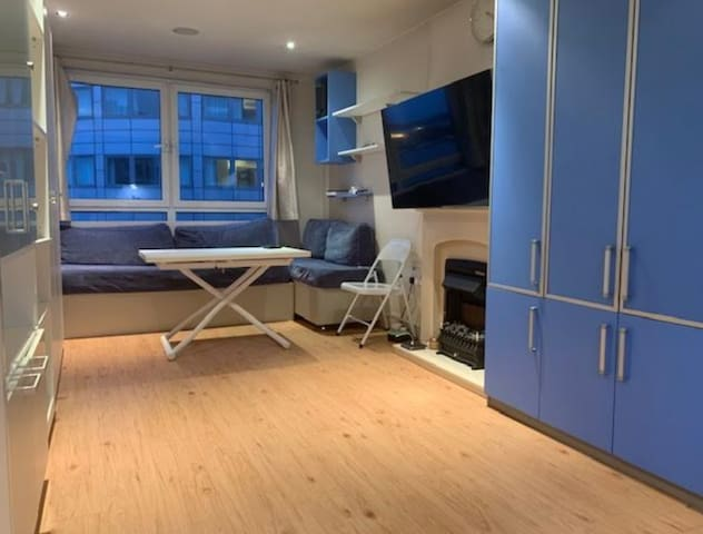 Luxury Chelsea Harbour Studio, Imperial Wharf!