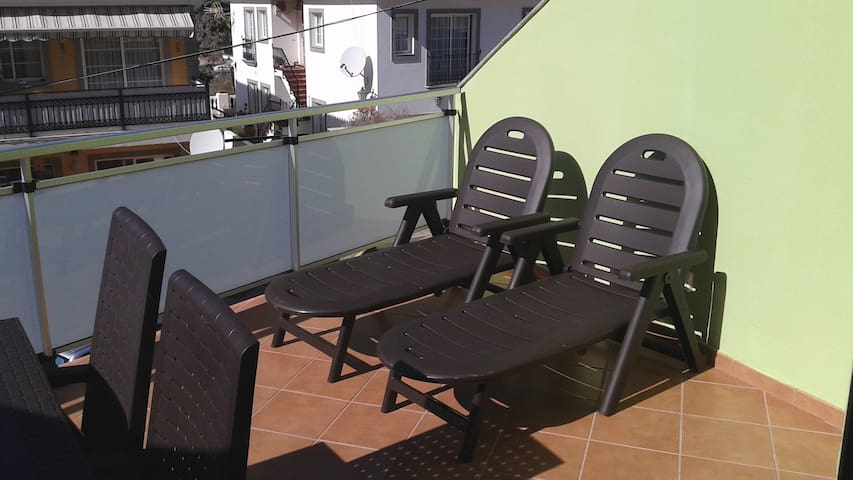 Apartment Mele, Puerto de Mogan, terrace and beach - Mogán - Apartamento