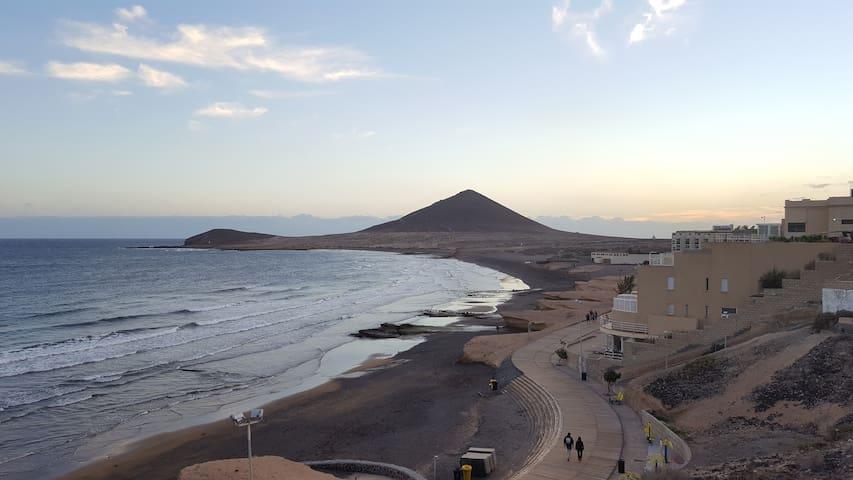 El Medano, unforgetable front line seaside View- 3 - El Médano - Lakás