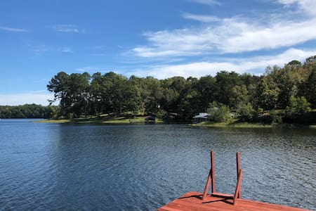 Lake Tuscaloosa - Staycation Retreat for Families