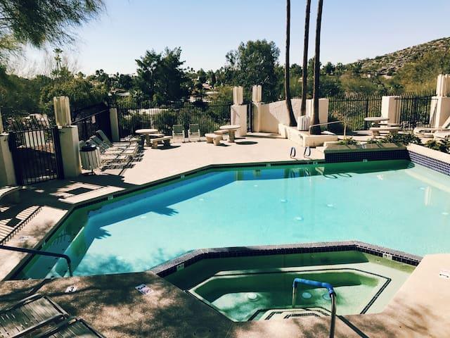 Enchanted Mountain Oasis best location in Phoenix