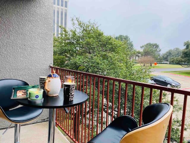 Enjoyable apartment near AT&T and Globe life park