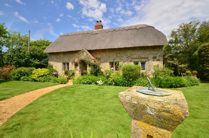 Old Nursery Thatch - Ventnor - Casa