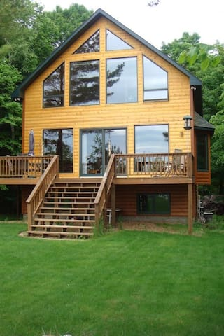 Crosslake 4bed/2bath 3,000 sq ft Home with a View