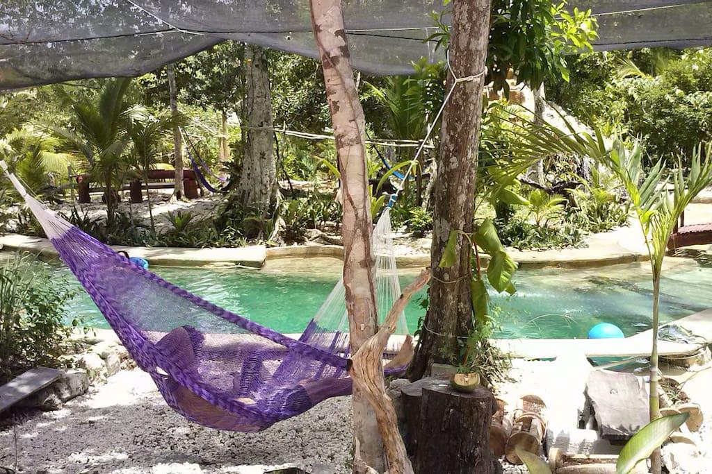 Relax y Piscina