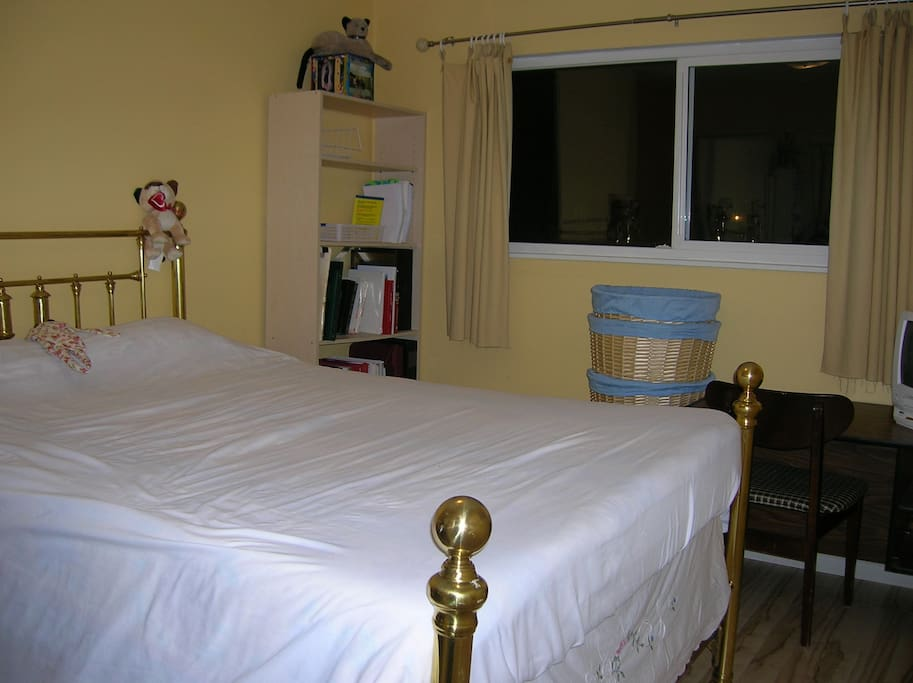 Brass bed to take you back intime