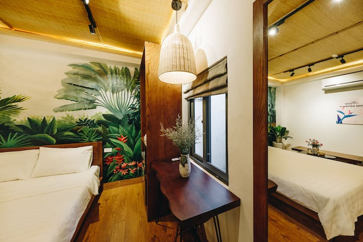 Green  Room_ The Autumn. cozy, central in Ha noi