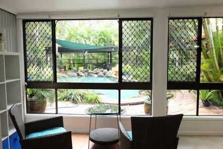 Villa Rosa your rainforest retreat - Stokers Siding Via Dunbible