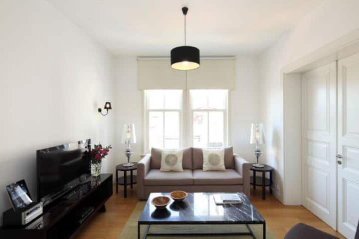 Luxury & Serviced Flat in Istanbul 1+1