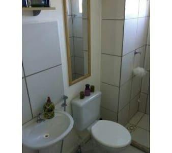 Quarto Condomínio Bairro Novo - Fortaleza