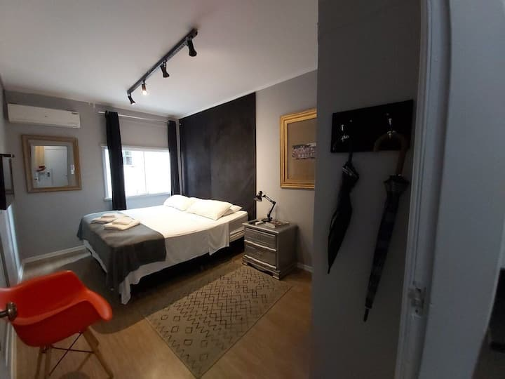 Stylish Studio close Paulista Av. Air Cond.