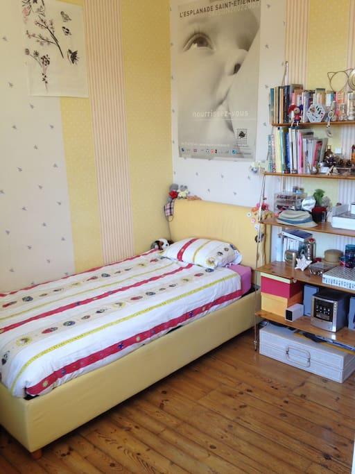 La chambre fille