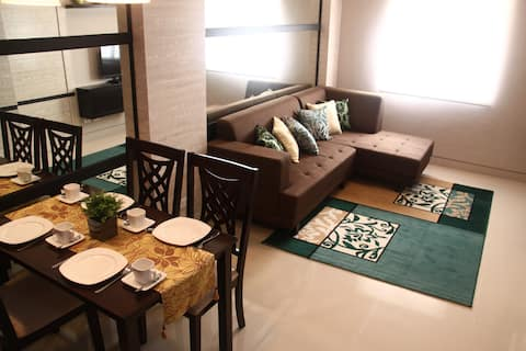 Dining and Living Area