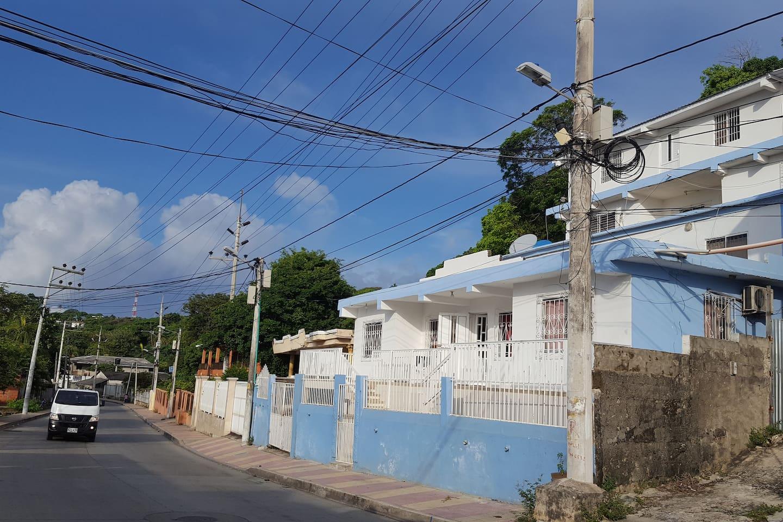 Apartamento ubicado en una zona tranquila agradable de la isla