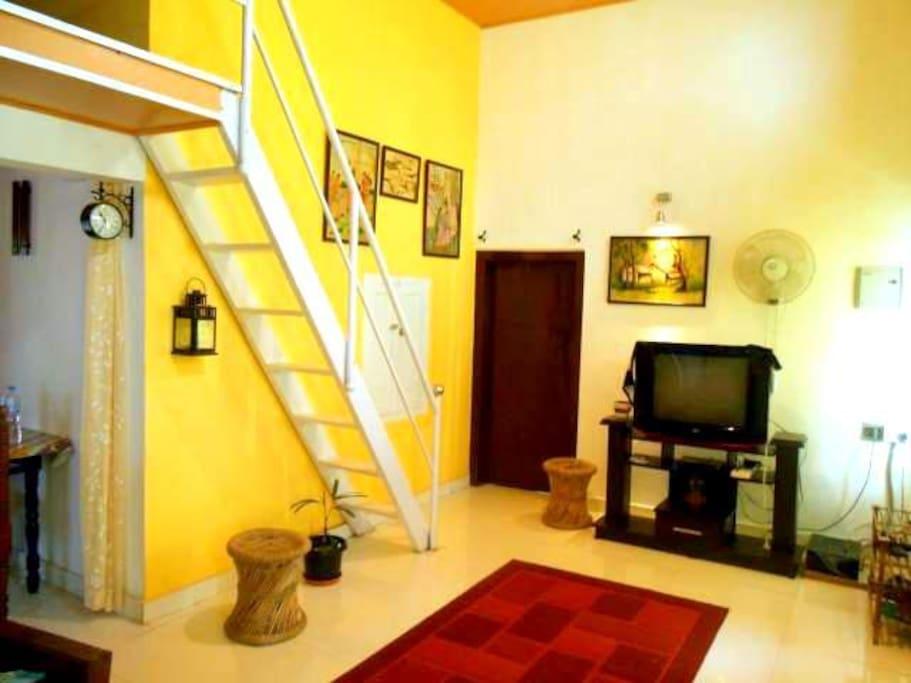 3 bedroom villa Hall