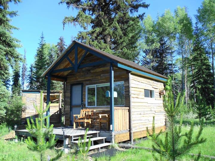 Seawood B&B  and Cabins - Bird Nest Cabin