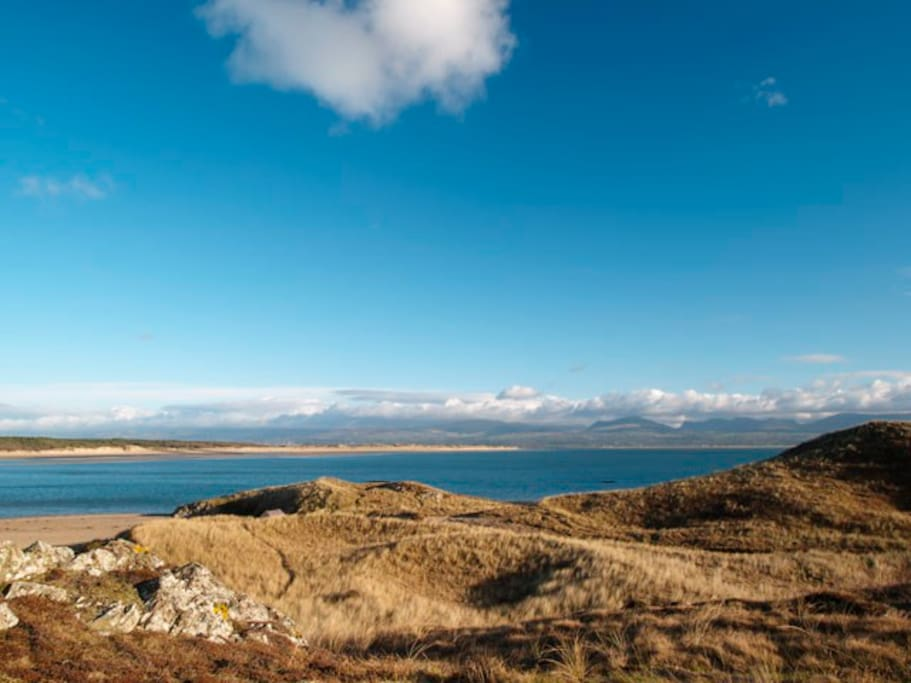 Twyni Niwbwrch Stunning Newborough beach