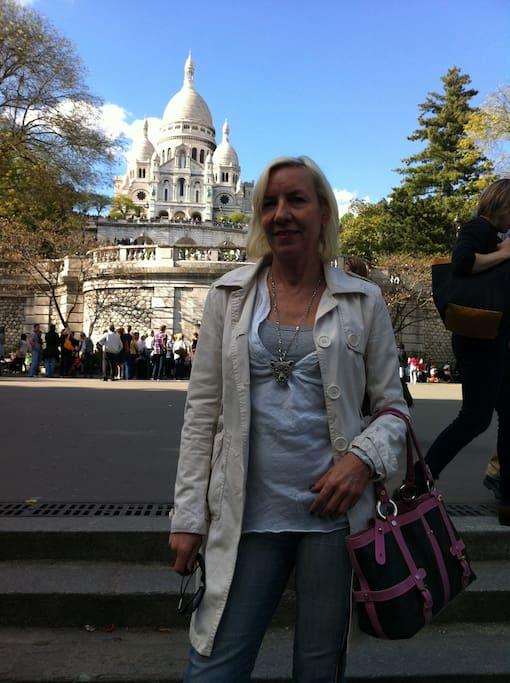 A deux pas Montmartre