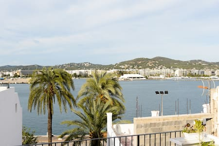 beautiful apartment in ibiza port - Ibiza - Departamento