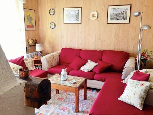 Peio: Confortevole appartamento 90mq. Sci e Terme - Peio Fonti