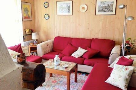 Peio: Confortevole appartamento 90mq. Sci e Terme - Peio Fonti - Appartement