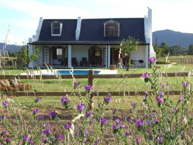 Raptor Rise Cottage - Tulbagh - House