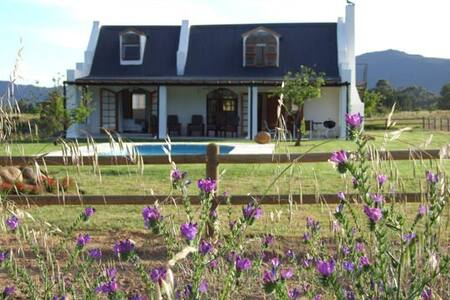 Raptor Rise Cottage - Tulbagh