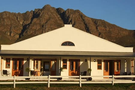 Raptor Rise - Double rooms - Tulbagh