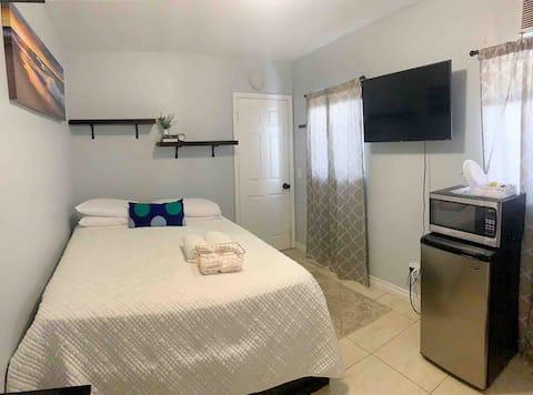 Cozy, Comfortable, & Ideal Suite