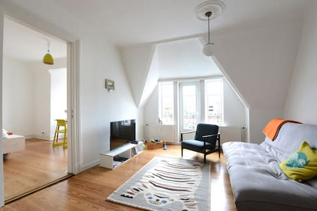Schöne & zentrale Wohnung - Appartement