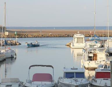 Jolie petite cabane de pêcheur <3 - Valras-Plage - Chalet