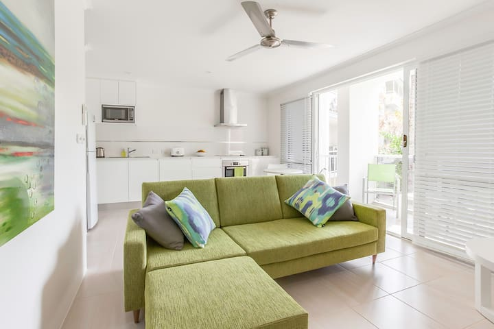 Modern, Fresh, Breezy and Relaxing. - Palm Cove - Apartamento
