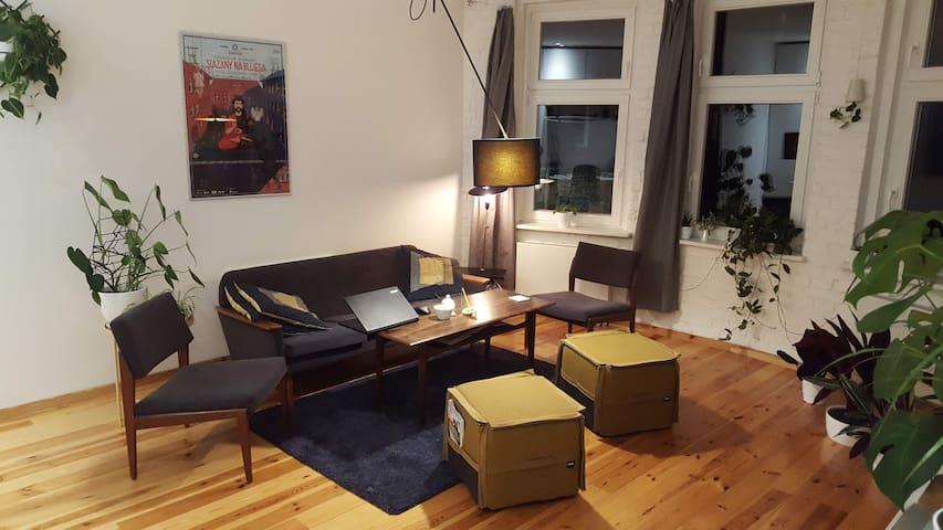 Flat for rent COP24 - Nikiszowiec