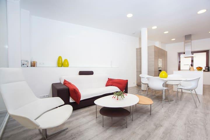 Trebol Petit - modern apartment in Pollença - Pollença